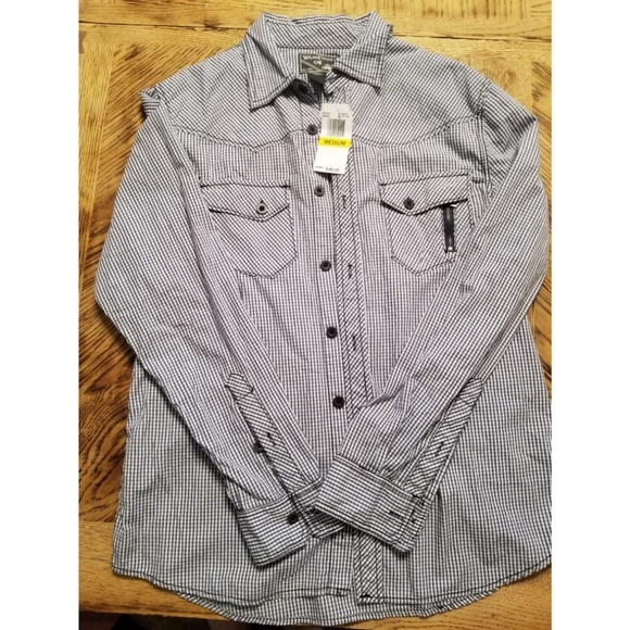 Wear First Other - Men's Wear First Button Down Sz M NWT